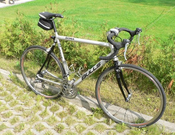 Das Langstreckenbike